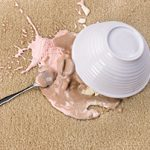 Tips On Cleaning An Ice Cream Spill From Your Carpet