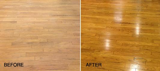 Hardwood Floor Cleaning Memphis Tn