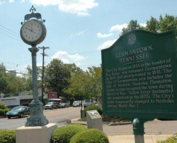 Germantown tn landmark
